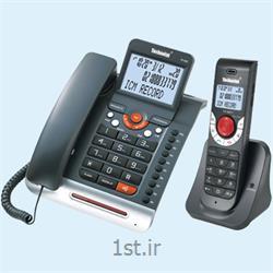 تلفن تکنوتل بی سیم منشی دار مدل TF 607