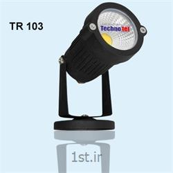 عکس لامپ سقفی ال ای دی ( LED )لامپ LED تکنوتل سری TR 103