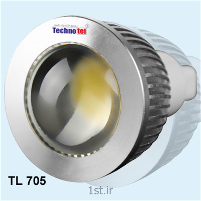 عکس لامپ ال ای دی ( LED )لامپ LED تکنوتل سری TL 705