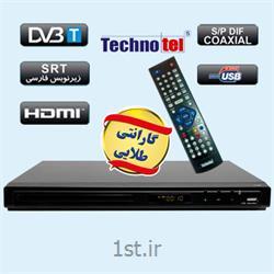 عکس گیرنده های دیجیتالی  ( ستاپ باکس )گیرنده دیجیتال و DVD تکنوتل مدل TD 660