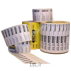 عکس برچسب بسته بندیلیبل بارکد کاغذی/barcode