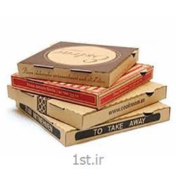 عکس جعبه بسته بندیچاپ جعبه  پیتزا مینی