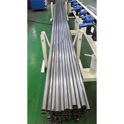 عکس لوله فولاد ضد زنگلوله استنلس استیل قطر 45 پیا صنعت