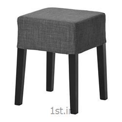 عکس صندلی اتاق نشیمنچهارپایه چوبی NILS ایکیا