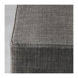چهارپایه چوبی NILS ایکیا