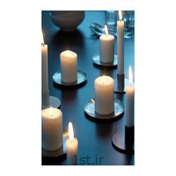 شمع 4 تایی سفید ایکیا HEMSJO