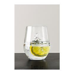 لیوان شیشه ای دسته دار IVRIG