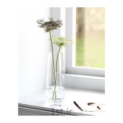 گلدان شیشه ای 15 سانتیمتری BERAKNA
