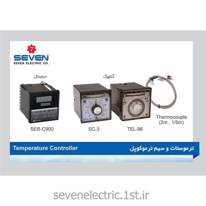 ترموستات و سیم ترموکوپل Temperature Controller