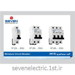 کلید مینیاتوری (Miniature Circuit Breaker (MCB