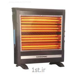 عکس بخاری برقیبخاری برقی فن دارگاسونیک -GOSONIC مدل 314باترموستات