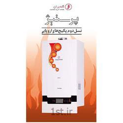 پکیج ال جی مدل پرستیژ دومبدل فن دار 24کیلووات مدل (P242F(PRESTIGE