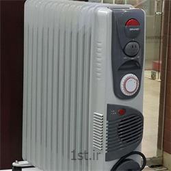 رادیاتوربرقی فن دارگرند 11و13پره روغنی