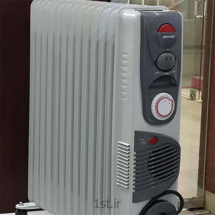 عکس سایر گرم کننده های خانگیرادیاتوربرقی فن دارگرند 11و13پره روغنی