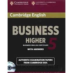 دوره آموزشی BEC بک مدیریت بارزگانی MBA به زبان انگلیسی