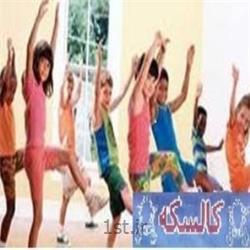ورزش و سرگرمی کودکان