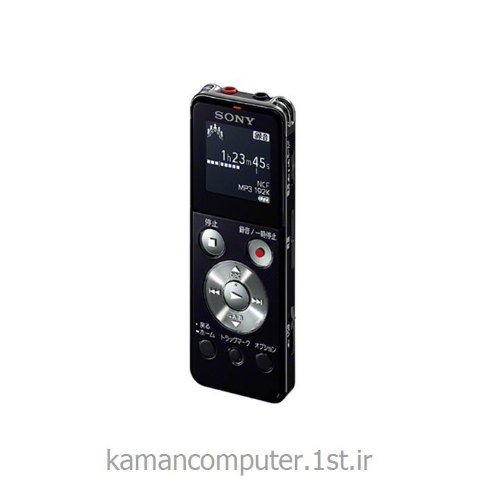 عکس ضبط صوت دیجیتال ( خبرنگاری )دستگاه ضبط صدای خبرنگاری سونی مدل ICD-UX543