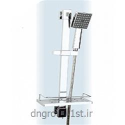 عکس لوازم شیرآلات حمام و دستشوییعلم یونیکا تک کاره دی ان مدل DN335