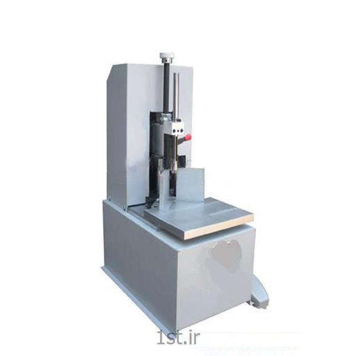 عکس ماشین آلات تولید محصولات کاغذیدستگاه گوشه گرد کن کاغذ هفت هد