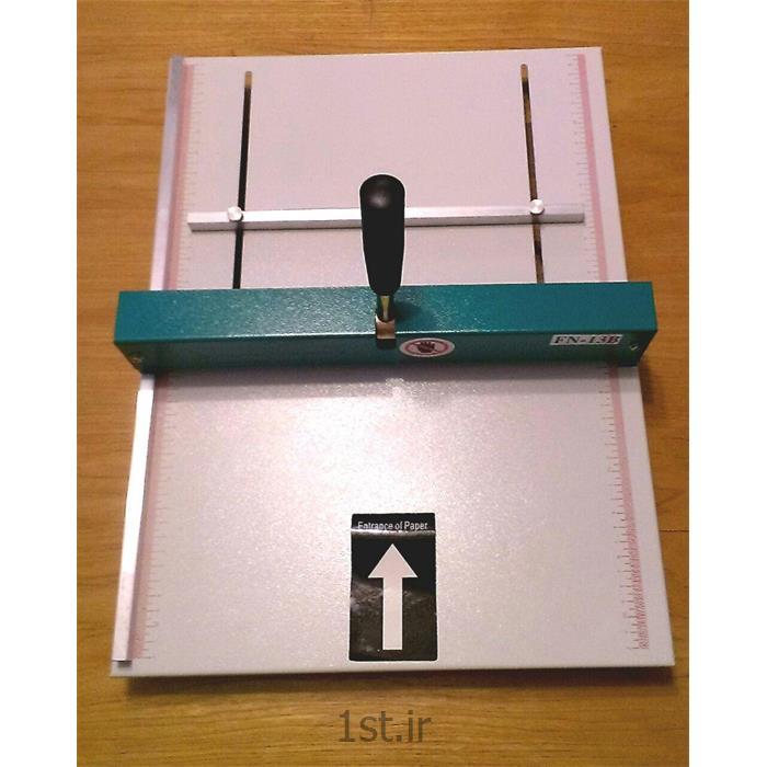 دستگاه خط تا دستی کاغذ