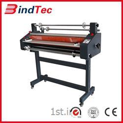 عکس ماشین آلات تولید محصولات کاغذیدستگاه سلفون کش لامینتور سرد و گرم مدل 1100