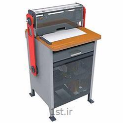 عکس ماشین آلات تولید محصولات کاغذیدستگاه پانچ کاغذ مدل سوپر 450
