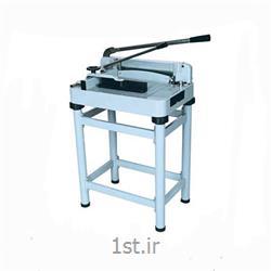 عکس ماشین آلات تولید محصولات کاغذیدستگاه برش کاغذ دستی مدل A3 868