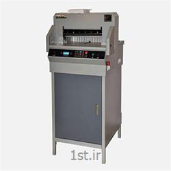 عکس ماشین آلات تولید محصولات کاغذیدستگاه برش برقی کاغذ مدل G4605R