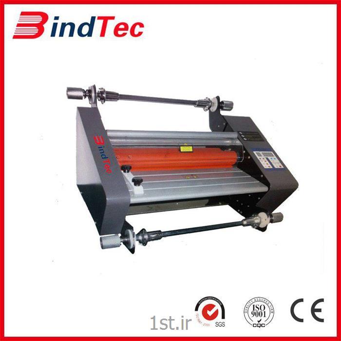 عکس ماشین آلات تولید محصولات کاغذیدستگاه لامینتور مدل BD-FM360 ROLL