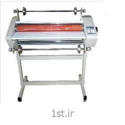 عکس ماشین آلات تولید محصولات کاغذیدستگاه سلفون کش لامینتور سرد و گرم مدل 650