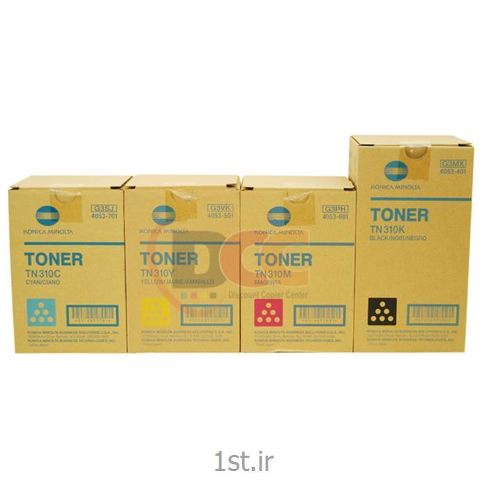عکس ماشین آلات تولید محصولات کاغذیتونر رنگی کپی کونیکا biz-hub