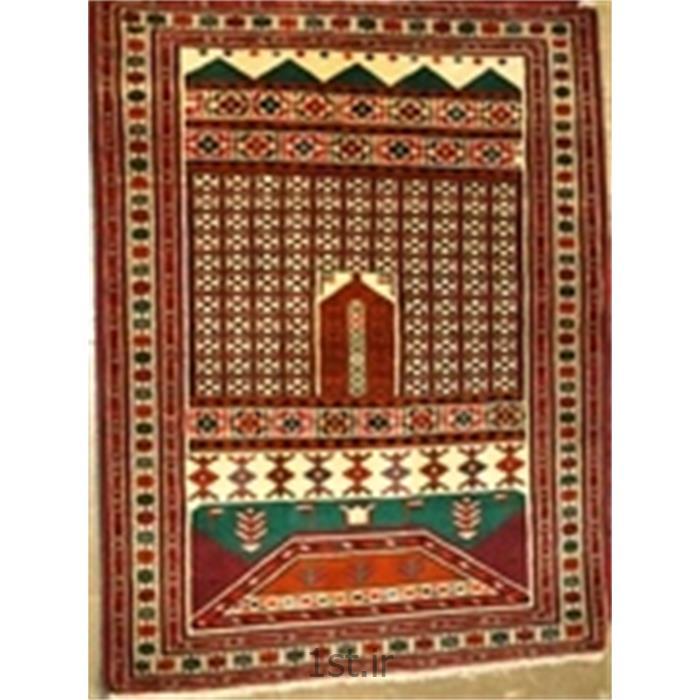 فرش دست بافت ترکمن کد 8