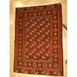 فرش دست بافت  عشایری ترکمن کد 3