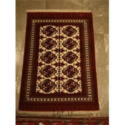 فرش دست بافت عشایری ترکمن کد 1