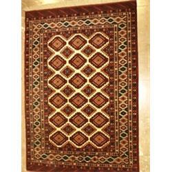 فرش دست بافت  عشایری ترکمن کد 2