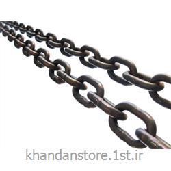 زنجیر آهنی نقره ای لوستر