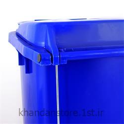 سطل پدالی 60 لیتری سبلان