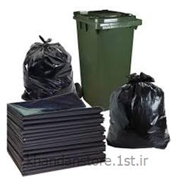 عکس سایر وسایل نظافت خانه و لوازم جانبیکیسه زباله 55*70 مشکی