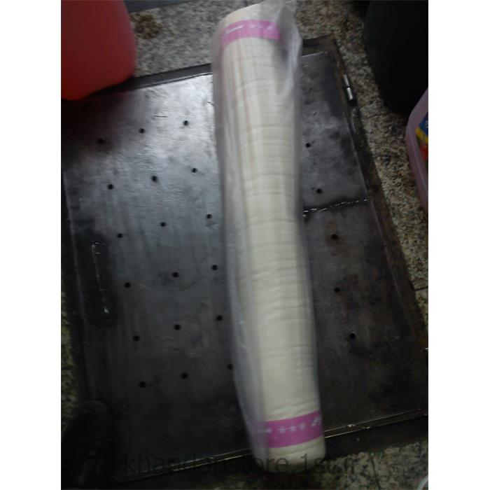 آستری سفید رولی عرض 1 متر