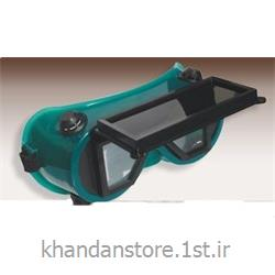 عینک جوشکاری پلاستیکی