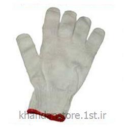 دستکش ایمنی نخی