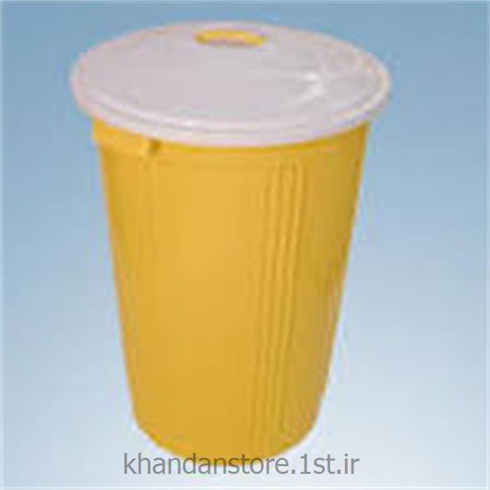 عکس سطل زباله (سطل آشغال)سطل درب دار