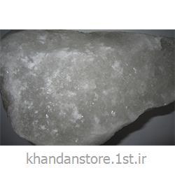 عکس سایر نمک های معدنیسنگ نمک معدنی سفید