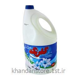 مایع سفید کننده 4 لیتری گلرنگ