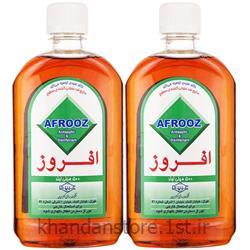 مایع ضد عفونی کننده سطوح افروز