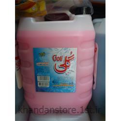 عکس مواد شوینده و پاک کنندهمایع ظرفشویی 10 لیتری گلی