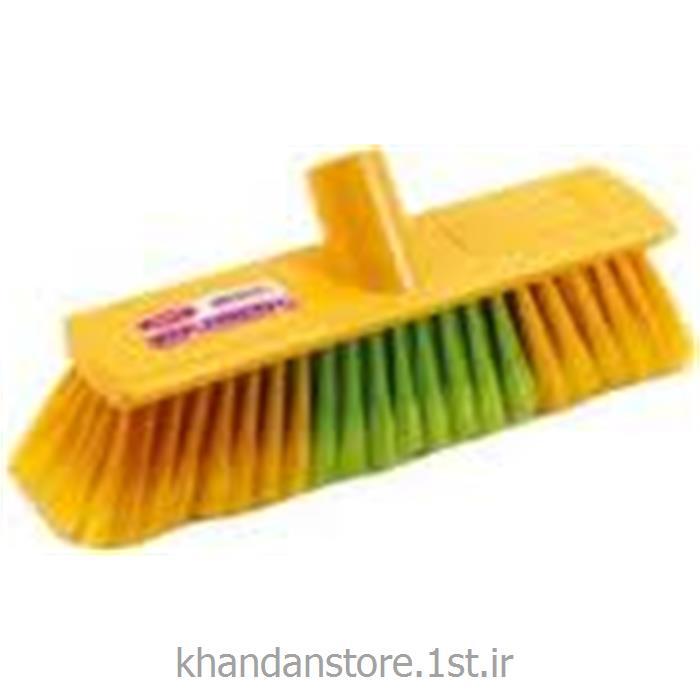 عکس سایر وسایل نظافت خانه و لوازم جانبیجارو نایلونی 30 سانت