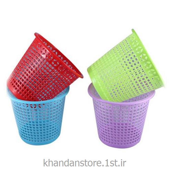 سطل زباله توری پلاستیکی
