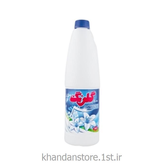 مایع سفیدکننده 1 لیتری گلرنگ