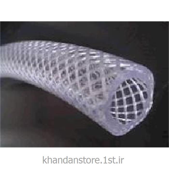 شیلنگ گاز شفاف پلاستیکی